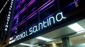 Best Western Premier Hotel Royal Santina, Italien, Rom