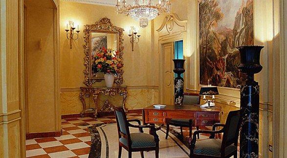 Hotel Sofitel Rome Villa Borghese, Italien, Rom, Bild 1
