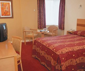 Hotel Jurys Inn Parnell Street, Irland, Dublin, Bild 1