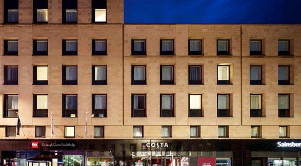 Hotel Ibis Edinburgh South Bridge, Großbritannien, Edinburgh, Bild 1