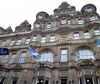 Hotel Hilton Edinburgh Carlton, Großbritannien, Edinburgh, Bild 1