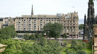 Hotel MERCURE EDINBURGH CITY - PRINCES STREET, Großbritannien, Edinburgh