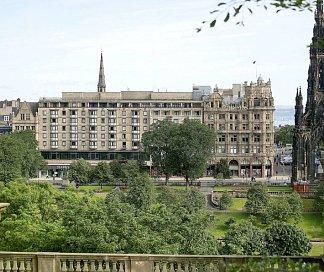 Hotel MERCURE EDINBURGH CITY - PRINCES STREET, Großbritannien, Edinburgh, Bild 1
