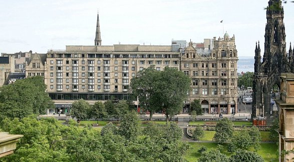 Hotel MERCURE EDINBURGH CITY - PRINCES STREET, Großbritannien, Edinburgh, Bild 1
