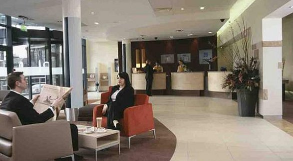 Hotel Novotel Edinburgh Centre, Großbritannien, Edinburgh, Bild 1