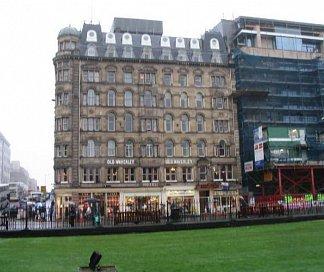 Hotel Old Waverley, Großbritannien, Edinburgh, Bild 1