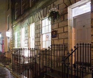 Ten Hill Place Hotel, Großbritannien, Edinburgh, Bild 1