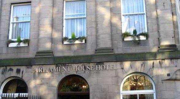 Hotel Parliament House, Großbritannien, Edinburgh, Bild 1