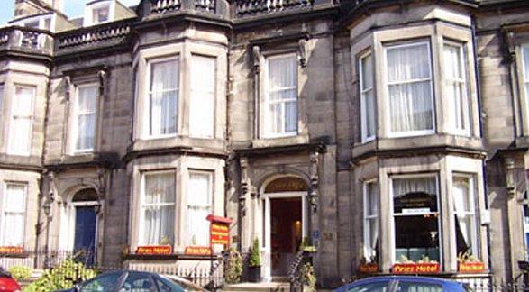 Piries Hotel, Großbritannien, Edinburgh, Bild 1