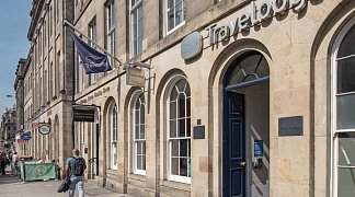 Hotel Travelodge Edinburgh Central Waterloo Place, Großbritannien, Edinburgh