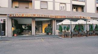 Best Western Grand Hotel Adriatico, Italien, Florenz