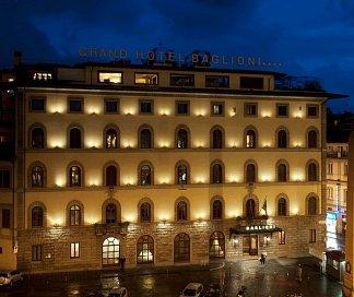 Grand Hotel Baglioni, Italien, Florenz, Bild 1
