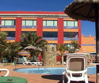 Hotel KN Matas Blancas, Spanien, Fuerteventura, Costa Calma, Bild 1