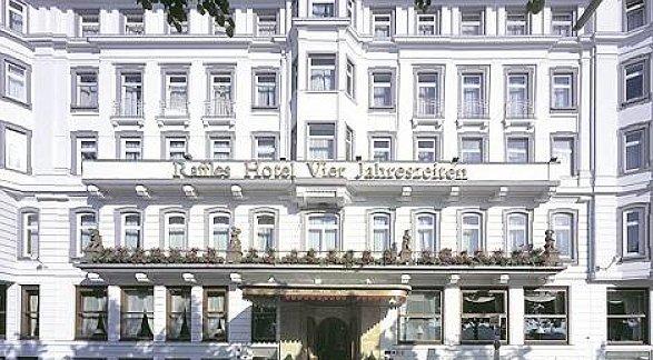 Hotel Vier Jahreszeiten, Deutschland, Hamburg, Bild 1