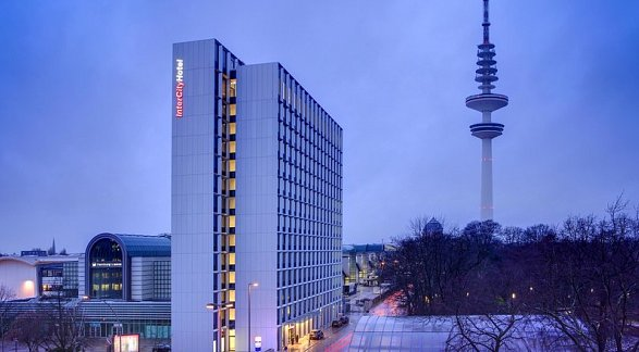 InterCityHotel Hamburg Dammtor-Messe, Deutschland, Hamburg, Bild 1