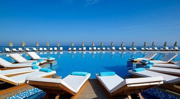 Hotel The Royal Blue, Griechenland, Kreta, Rethymno, Bild 1