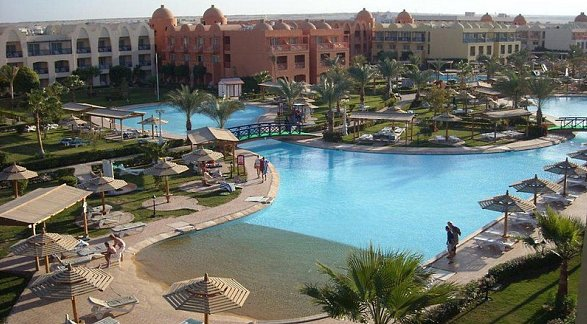 Hotel Titanic Beach & SPA, Ägypten, Hurghada, Bild 1