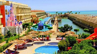 Hotel Panorama Bungalows Resort Hurghada, Ägypten, Hurghada