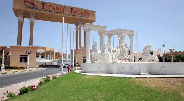 Hotel Titanic Palace, Ägypten, Hurghada, Bild 1