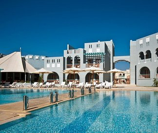 Fanadir Hotel, Ägypten, Hurghada, El Gouna, Bild 1