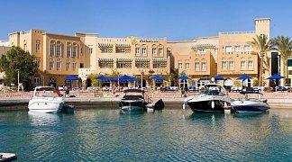 Hotel Captain's Inn, Ägypten, Hurghada, El Gouna