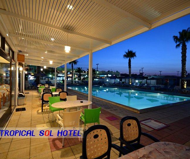 Hotel Tropical Sol, Griechenland, Kos, Tigaki, Bild 1