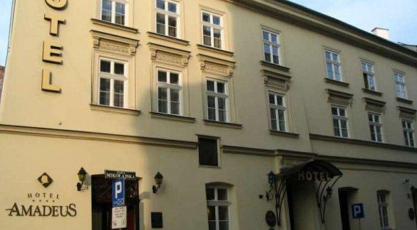 Hotel Amadeus, Polen, Krakau, Bild 1