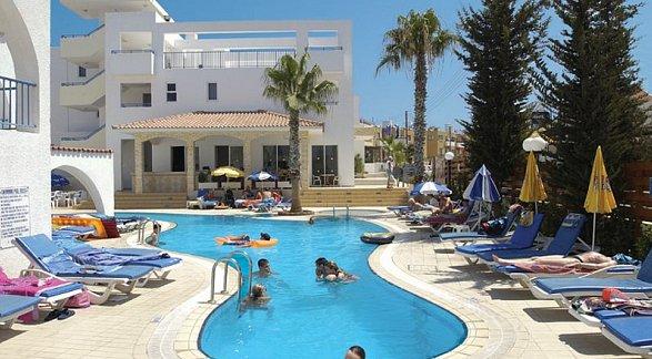 Petrosana Hotel Apartments, Zypern, Ayia Napa, Bild 1