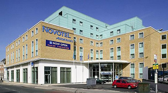 Hotel Novotel London Greenwich, Großbritannien, London, Bild 1