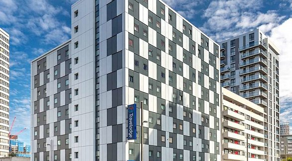 Hotel Travelodge London Stratford, Großbritannien, London, Bild 1