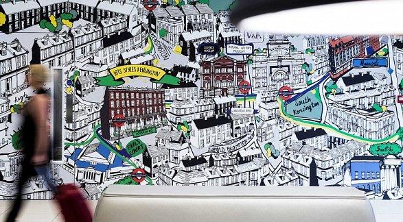 Hotel Ibis Styles London Kensington, Großbritannien, London, Bild 1
