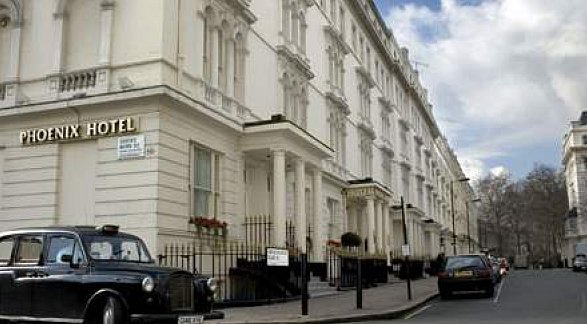 Hotel Phoenix, Großbritannien, London, Bild 1