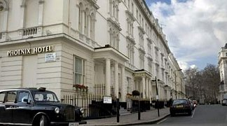 Hotel Phoenix, Großbritannien, London