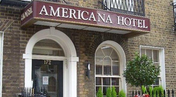 Americana Hotel, Großbritannien, London, Bild 1
