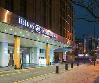 Hotel Hilton London Kensington, Großbritannien, London, Bild 1