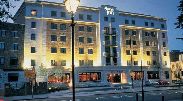 DoubleTree by Hilton Hotel London - Islington, Großbritannien, London, Bild 1
