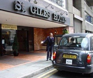Hotel St. Giles London, Großbritannien, London, Bild 1