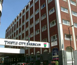 Hotel Thistle City Barbican, Großbritannien, London, Bild 1
