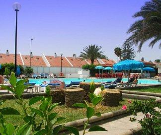 Hotel Corinto II, Spanien, Gran Canaria, Playa del Inglés, Bild 1