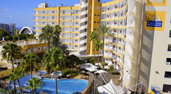 Hotel Maritim Playa, Spanien, Gran Canaria, Playa del Inglés, Bild 1