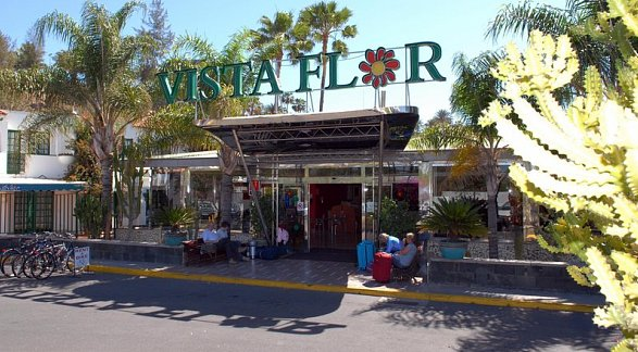 Hotel Bungalows Vistaflor, Spanien, Gran Canaria, Maspalomas, Bild 1