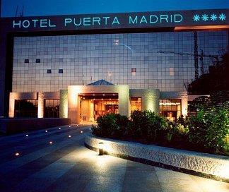 Hotel Silken Puerta Madrid, Spanien, Madrid, Bild 1