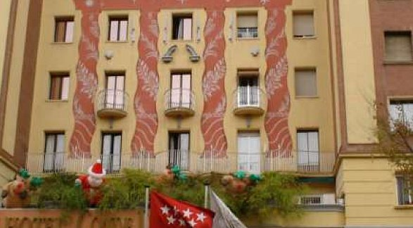 Sercotel Gran Hotel Conde Duque, Spanien, Madrid, Bild 1