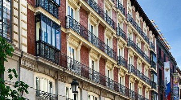 Hotel Catalonia Plaza Mayor, Spanien, Madrid, Bild 1