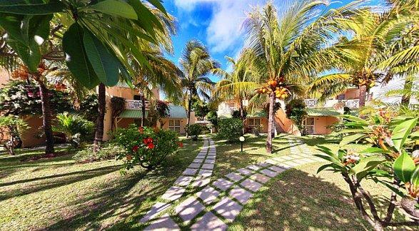 Silver Beach Hotel, Mauritius, Trou d'Eau Douce, Bild 1