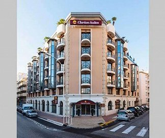 Hotel Clarion Suites Cannes Croisette, Frankreich, Côte d'Azur, Cannes, Bild 1