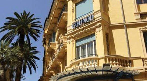 Hotel Gounod, Frankreich, Côte d'Azur, Nizza, Bild 1