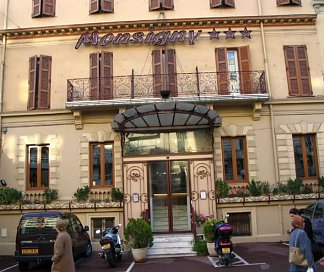 Hotel Monsigny, Frankreich, Côte d'Azur, Nizza, Bild 1