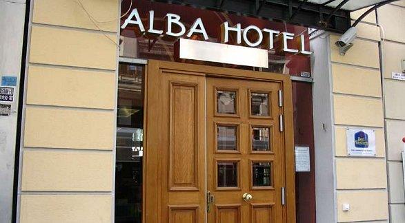 Hotel Best Western Alba, Frankreich, Côte d'Azur, Nizza, Bild 1