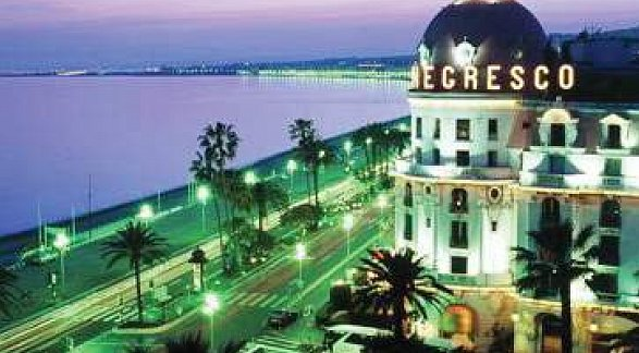 Hotel Negresco, Frankreich, Côte d'Azur, Nizza, Bild 1
